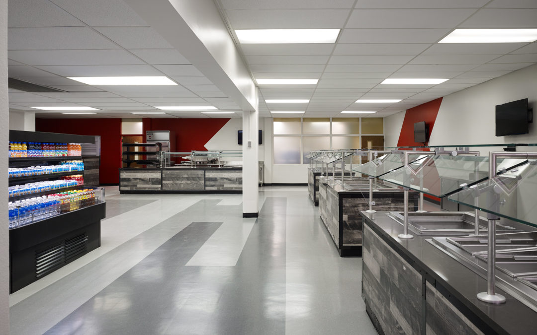 Calumet High School Cafeteria